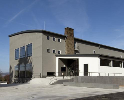 Sanierung Haus der Begegnung Königstein - Baumgarten