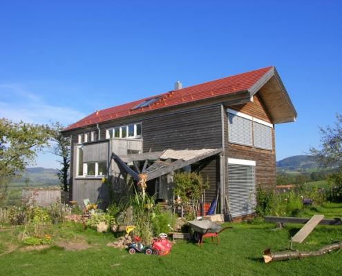 Modernes Rhönhaus - Baumgarten