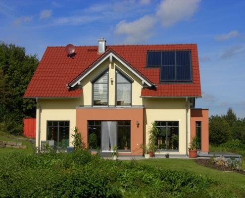 Klassisches Einfamilienhaus - Baumgarten