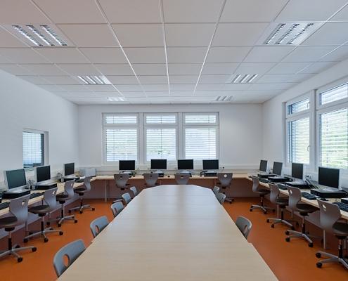 Erweiterung Eduard-Stieler-Schule Fulda - Baumgarten