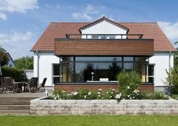 Exklusiver Wohnhausanbau - Baumgarten
