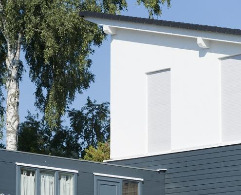 Aufstockung Einfamilienhaus - Baumgarten