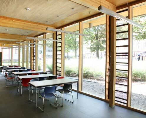 Anbau Reformschule Kassel - Baumgarten