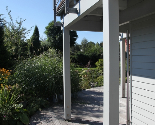 Mediterrane Villa - Baumgarten