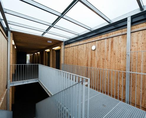 Baumgarten Holzbau Holzbauweise Holz-Systembau
