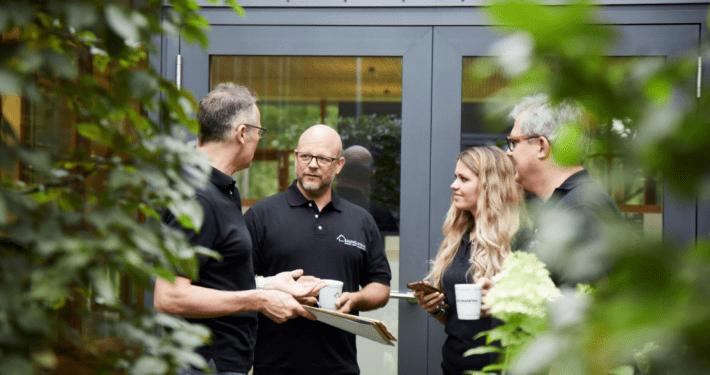 Architekten Planer - Baumgarten Holzbau