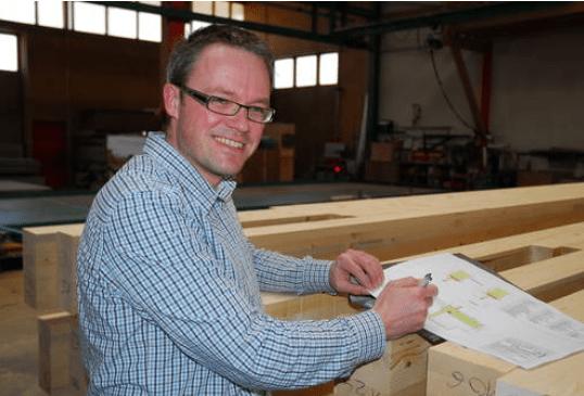 hoch hinaus - Baumgarten Holzbau